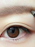 新手化妆画眉毛入门教程 眉笔+眉粉一字眉的画法