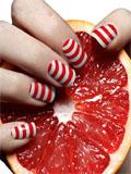 diy水果美甲怎么做 3款夏天清新指甲輕松打造