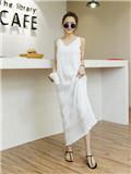白色裙子配什么鞋子 讓你美過Anglababy