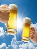 喝啤酒的好处和坏处 健康喝啤酒喝酒莫伤身