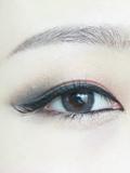 眼睛短怎么化妝 拉長眼型放大雙眼