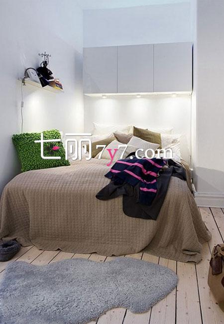 小户型卧室设计效果图
