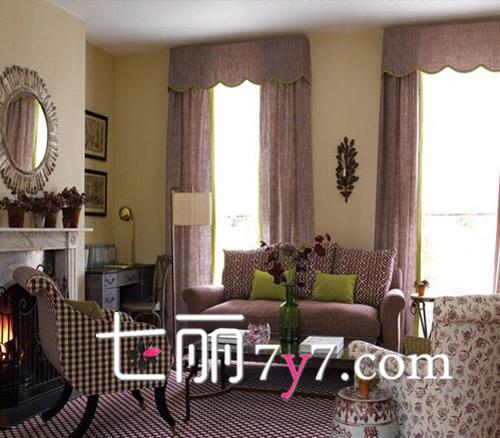 欧式小户型客厅设计装修效果图