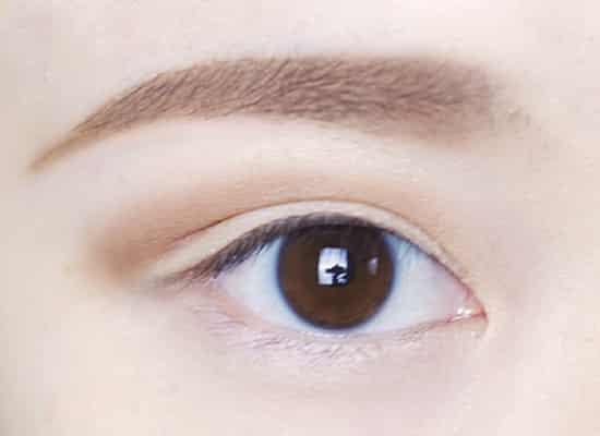 欧式双眼皮的画法 不用动刀变欧式大双
