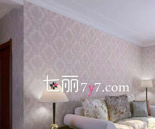 好看的家用墙面装修壁纸效果图