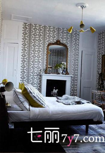 女生卧室装修风格效果图 小资女的浪漫品味空间