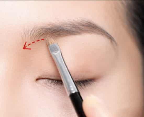 韩式 画法 一字/标签:眉毛的画法韩国妆容化妆步骤分享:...