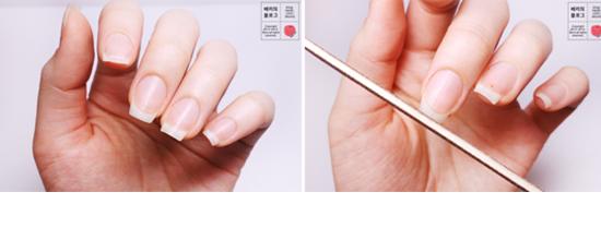 方形指甲修剪步骤图 爱美甲怎能不会修剪方形指甲
