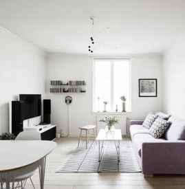 小户型欧式风格装修效果图 给你一个纯净透亮的家