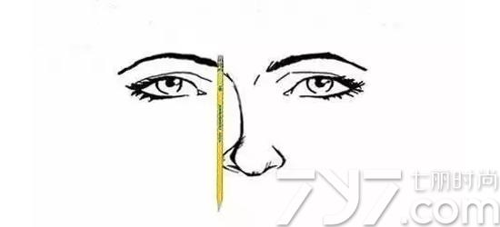 流星眉毛的画法,流星眉教程图解,流星眉怎么画图解