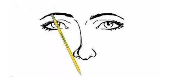 流星眉毛的画法 平眉out了快学乔妹的流星眉 -流星眉毛的画法,流星图片