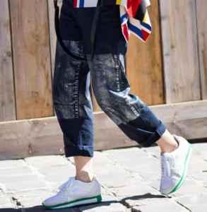 运动鞋搭配衣服 怎么搭配都好看