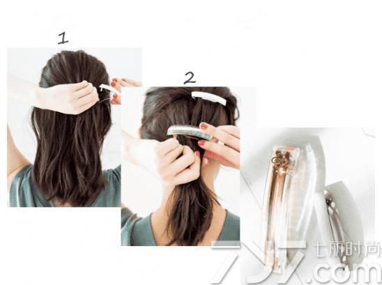 发夹怎么戴在头上好看 小心机戴法玩转精致感 -发夹怎么戴在头上好