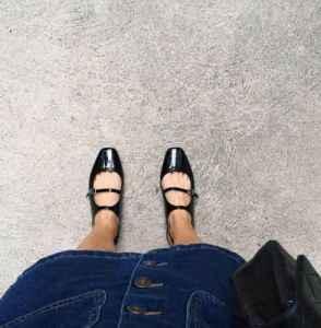 玛丽珍鞋 怎么搭 秒变童话里的公主