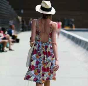 高个子女生穿什么裙子 今夏时髦人都这么穿