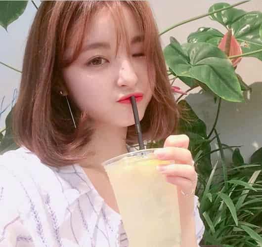 韩国萌妹子发型图片 变身可爱咖就靠它了