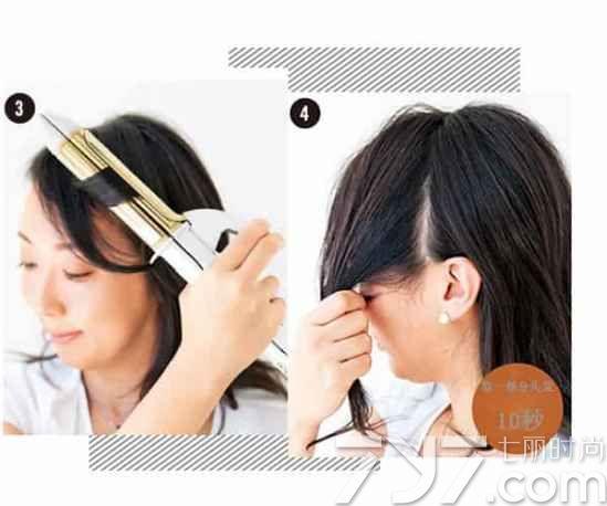 女人扎头发100扎法的图片,女人扎头发简单好看,女人扎头发的方法