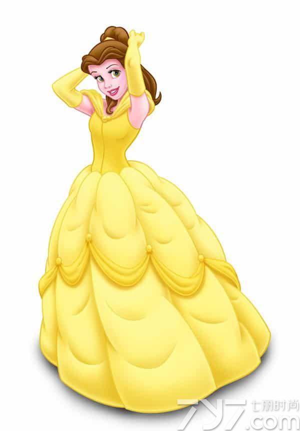 angelababy公主图片,angelababy公主裙造型
