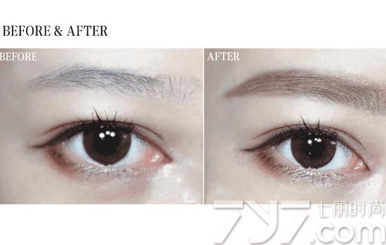 眉笔怎么画眉毛自然, 用眉笔画眉毛的技巧图解, 用眉笔画眉毛的步骤
