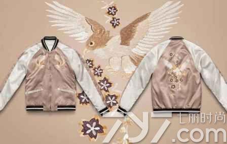 Valentino Souvenir Jackets 2016 华伦天奴刺绣外套-华伦天奴刺绣外