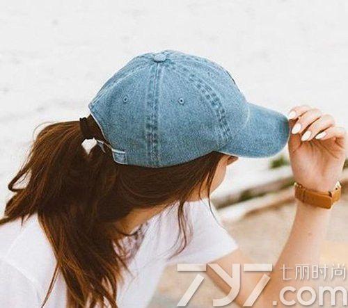 棒球帽适合什么发型,棒球帽怎么戴好看,棒球帽适合什么脸型