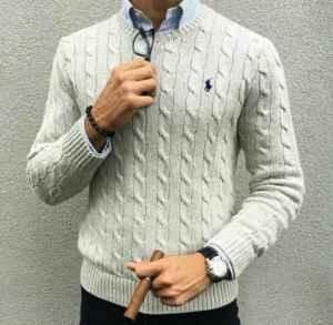 男士毛衣怎么搭配 教你轻松穿出型男范