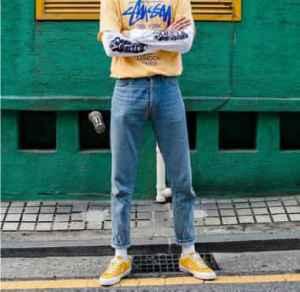 藍色牛仔褲配什么鞋子 這幾雙潮男必備