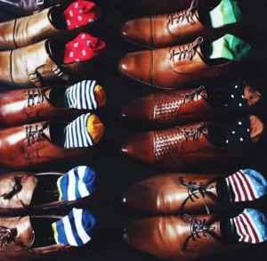 男士鞋袜搭配有讲究 五招教你穿出高品位