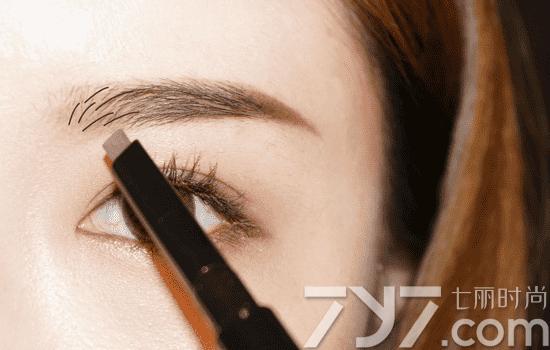 初次画眉毛怎么画,第一次画眉毛怎么画,初学者怎么画好眉毛