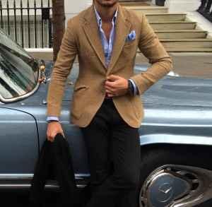 男士冬天穿什么裤子好看 兼备风度与温度的穿搭指南