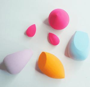 美妆蛋选什么形状 四种形状美妆蛋各有优点