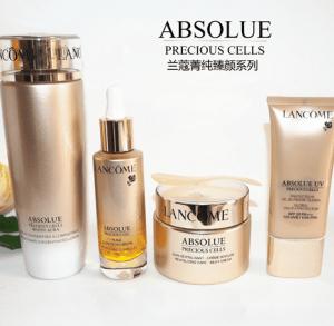 兰蔻菁纯臻颜系列怎么样 修护肌肤舒缓皮肤
