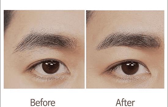 修眉毛的步骤图片 人人易吧图片