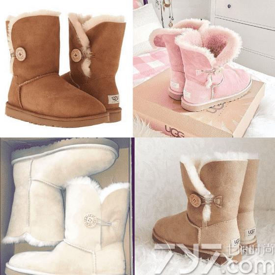 2016雪地靴流行趋势