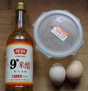 醋泡鸡蛋用什么醋最好 推荐酸性强的9度米醋
