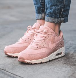 """Nike 推出 Air Max 90 Premium 最新配色 """"Pink Glaze"""""""