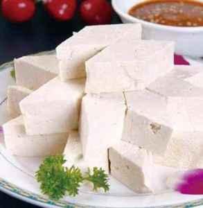 豆腐有几种 这些豆腐别再傻傻分不清
