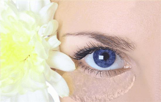 贴眼膜有刺痛感,贴眼膜过敏了怎么办,眼膜贴着有刺痛感