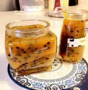 百香果果酱的做法 自制美味百香果果酱