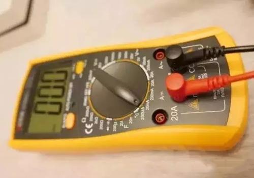refa微电流怎么测,refa如何测电流,refa美容仪怎么测电流