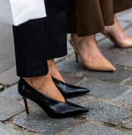 Celine高跟鞋  兼顾你的舒适感和美感
