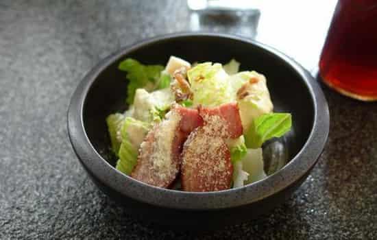 减肥沙拉食谱 力荐7道清爽减脂沙拉