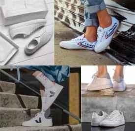 经典小白鞋品牌推荐 10个平价白鞋必须剁手!