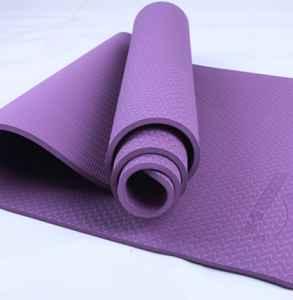 瑜伽垫哪面是正面 瑜伽垫正反面怎么区分