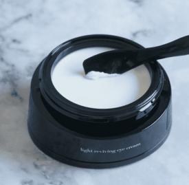 阿玛尼黑钥匙眼霜测评 全能包包眼霜名不虚实