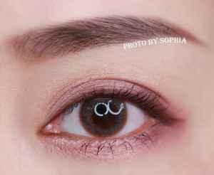 紫色眼影怎么畫好看 紫棕色系眼妝教程