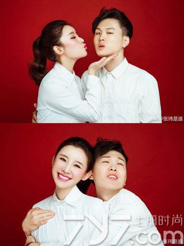 《好声音》选手张玮宣布结婚 娇妻杨烨资料曝光