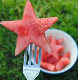 解暑的水果 夏天中暑不可错过的6大解暑水果