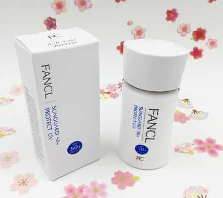fancl防晒霜孕妇能用吗,fancl防晒霜孕妇可以用吗,芳珂防晒孕妇可以用吗