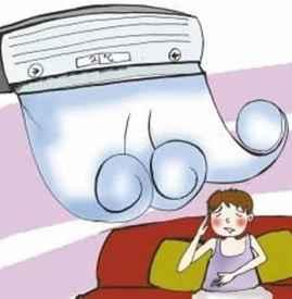 夏天感冒了可以吹空调吗 实在太热可适当吹一吹